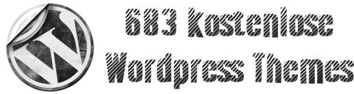 683 kostenlose wordpress themes