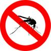 moskitonetz moskito verbotsschild